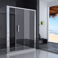 1700MM SLIDING SHOWER DOORS